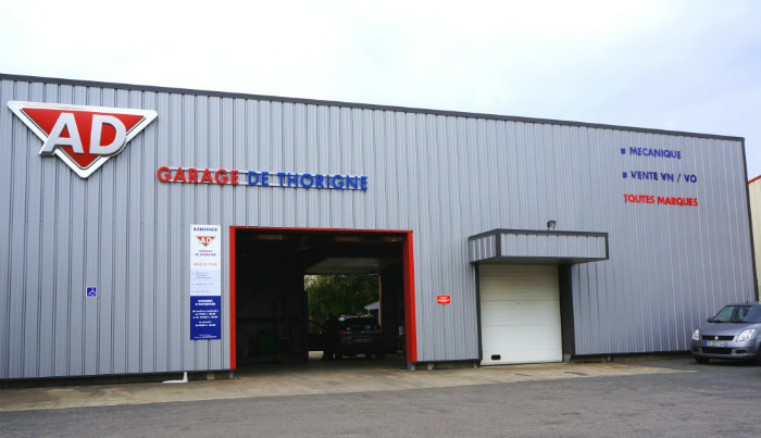 Garage de thorign ad garage automobile m canique for Garage automobile ouvert